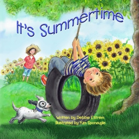 It's Summertime Book Cover
