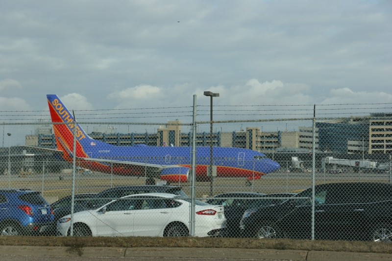 MSP Airport, 15 Southwest
