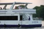 Mississippi River in Winona, 386, Cal Fremling WSU boatclose-up