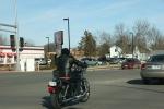 Faribault weather, 8motorcyclist