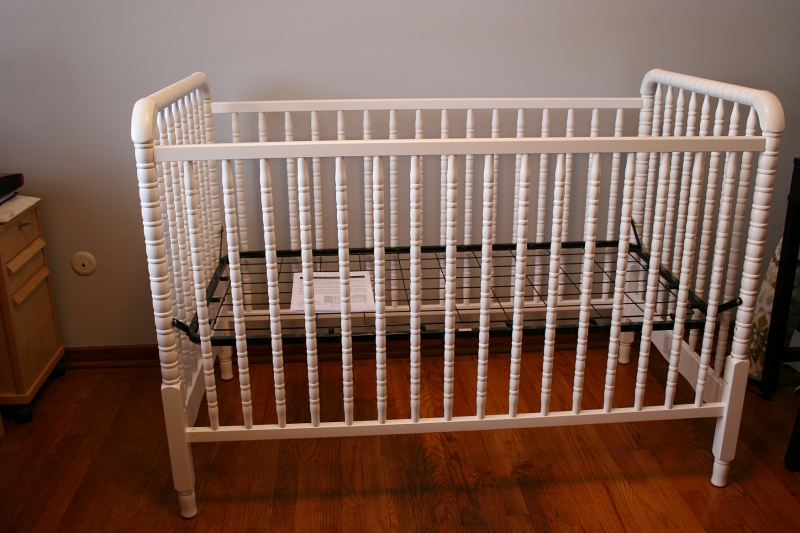 "When my daughter told me she and her husband were getting a Jenny Lind crib for their baby girl, I reacted with enthusiasm. ""That's the kind of crib I wanted for you,"" I said. My daughter was surprised that I knew about the Jenny Lind style."
