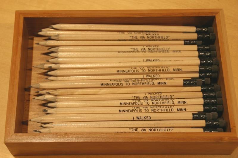 ...or a pencil...