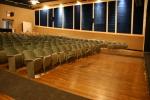 Village Family Theater, 53 original woodfloors