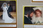Exhibit, wedding dresses, 25portraits