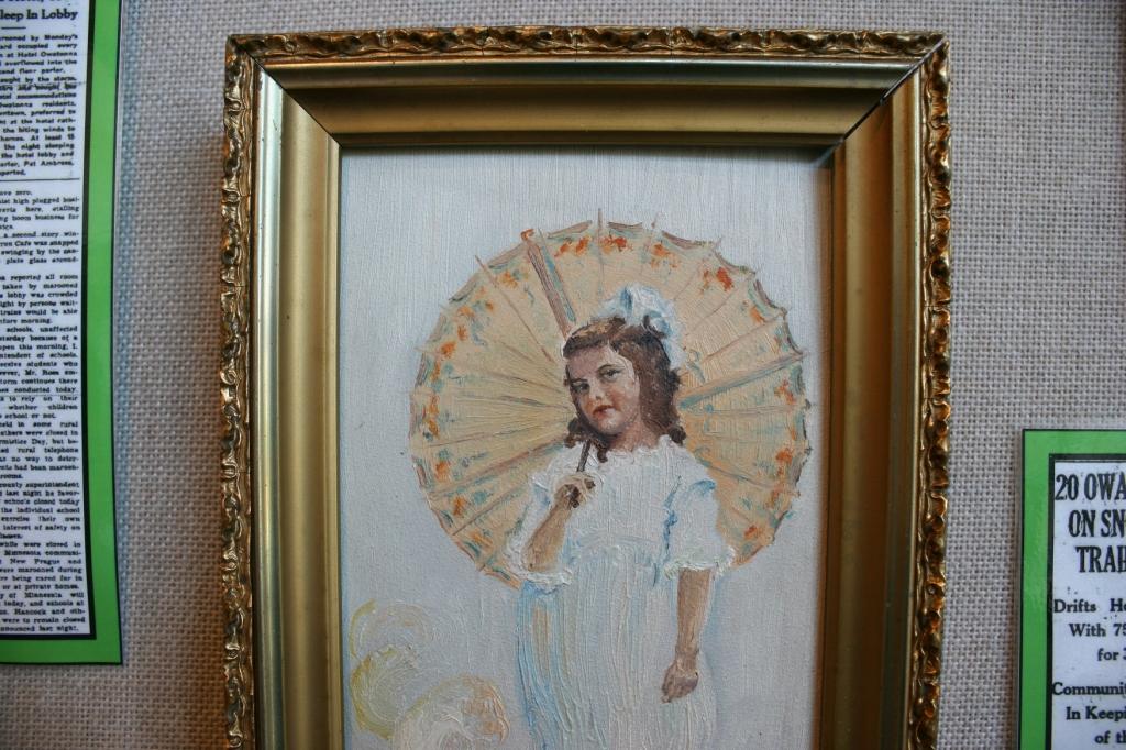 Portrait of Virginia Hart