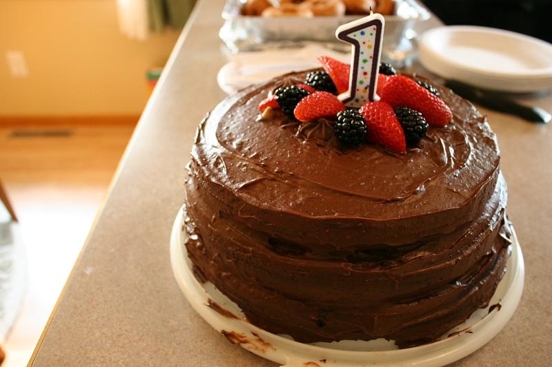 Birthday, cake 1