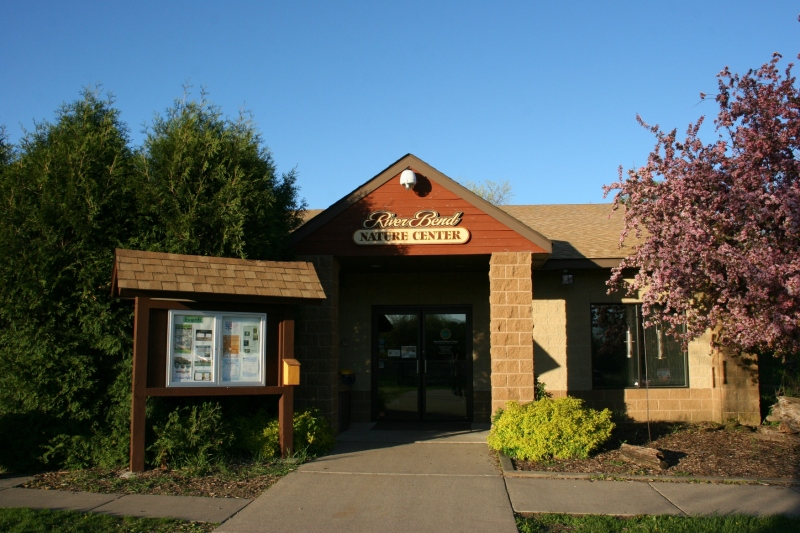 River Bend Nature Center, 59 interpretative center