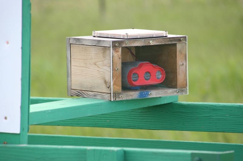 Roadside stand, 97 camera