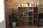 Aspelund Winery & Peony Gardens, 107 wine salesrack