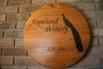Aspelund Winery & Peony Gardens, 113 peacocksign