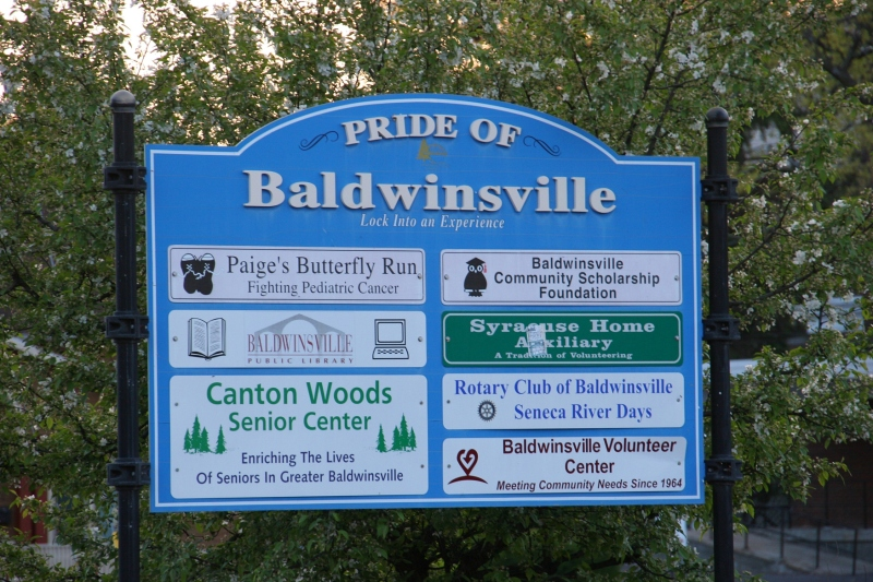 Welcome to Baldwinsville.