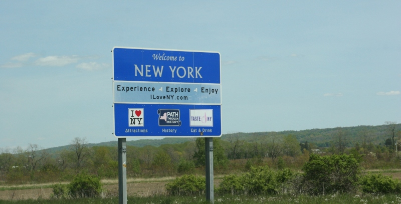 Barcelona is located along Lake Erie just off Interstate 90 near the New York/Pennsylvania border.