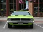 Car Cruise Night, 41 lime greencar