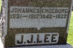 Emmanuel Cemetery, 178 Johannes-Engeborg