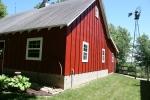 Glende garden, 51 barn andwindmill