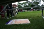 Band concert, 76 art under picnictable