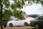 Fourth of July, 146 flag oncar