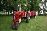 Fourth of July, 197tractor