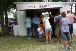 Fourth of July, 85 ice creamstand