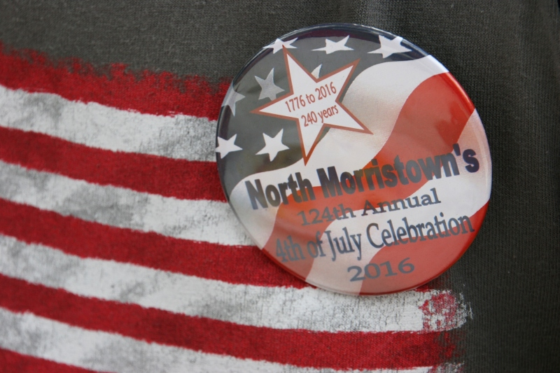 North Morristown will be celebrating its 125th Fourth of July in 2017.