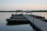 Potawatomi Inn, 41 dock on LakeJames