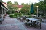 Potawatomi Inn, 49courtyard