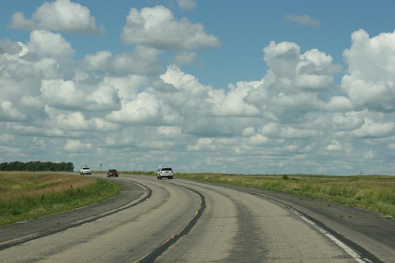 Sky in sw MN, 21 highway 14