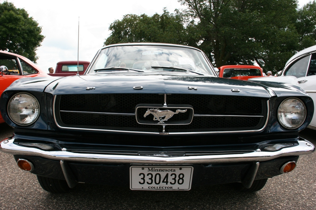 I have an affinity for Mustangs that traces to my teen years.