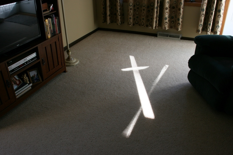 Cross on carpet 004 - Copy