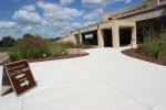 Exhibit on water, #33 Treaty Site History Centerexterior