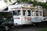 Food vendor wagon