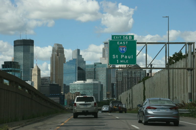 Minneapolis skyline, #9