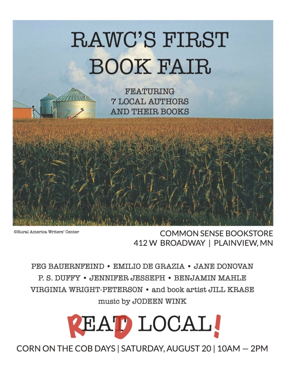 Plainview book fair poster - Copy