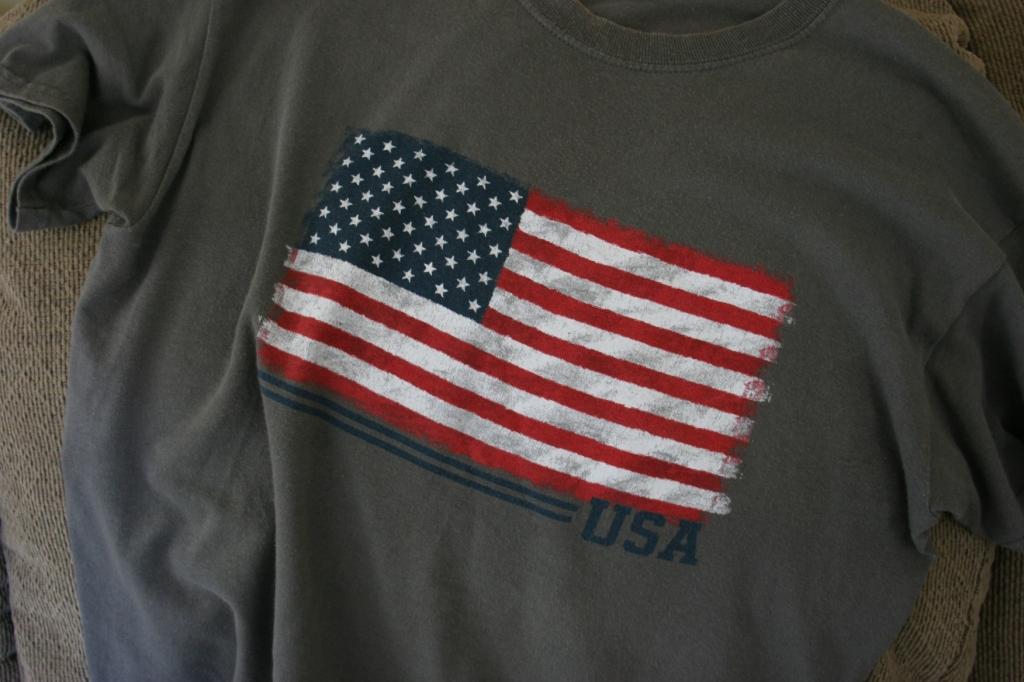 Vietnam Wall prep, #25 patriotic t-shirt