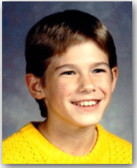 Jacob Wetterling. Photo credit: Jacob Wetterling Resource Center