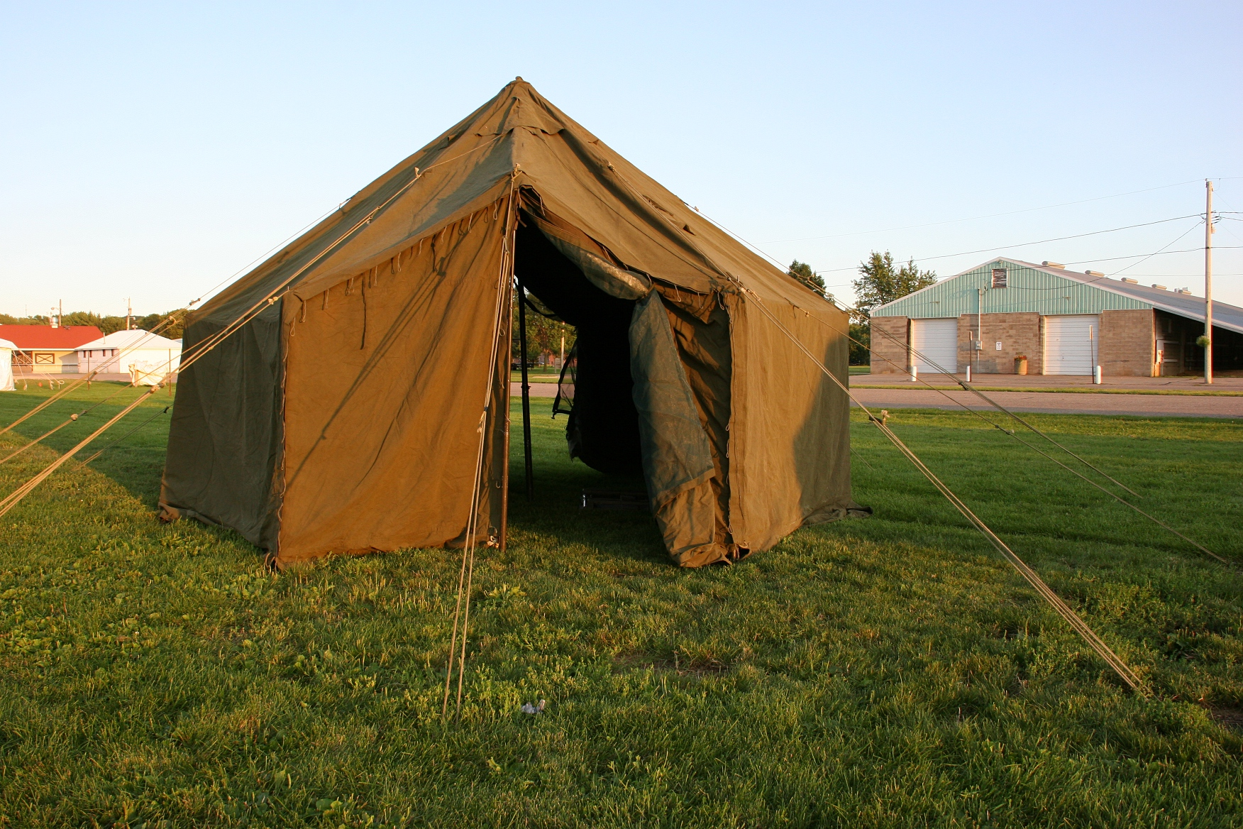 A preview of the Traveling Vietnam Memorial opening today in Faribault » Vietnam wall preview #11 military tent & Vietnam wall preview #11 military tent | Minnesota Prairie Roots
