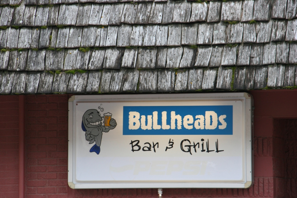 Waterville is the self-proclaimed Bullhead Capitol of the World and celebrates Bullhead Days every June.