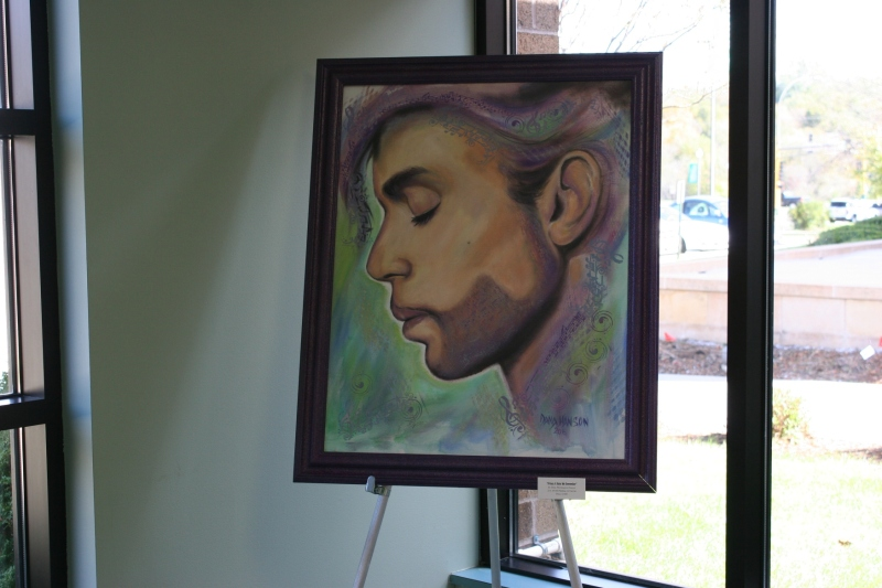 Prince by Dana Hanson.