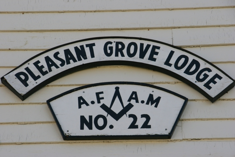 pleasant-113-grove-masonic-lodge-wooden-sign