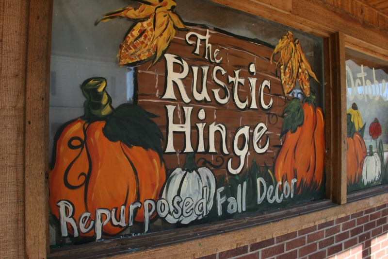 rustic-hinge-sale-88-sign-on-building