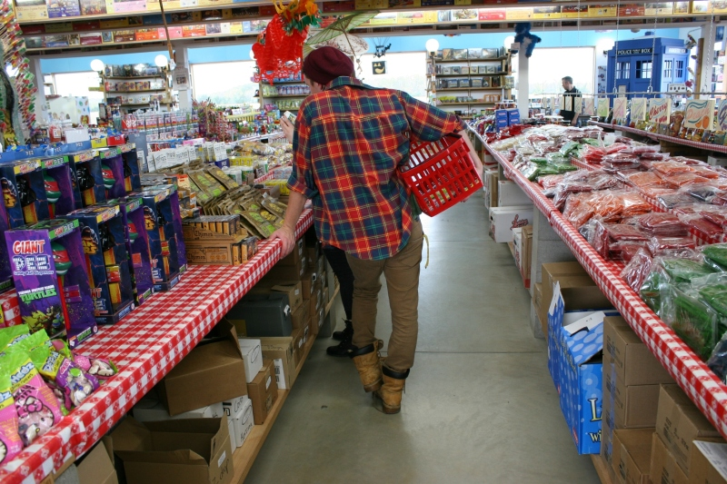 candy-store-372-shopper-in-plaid-shirt