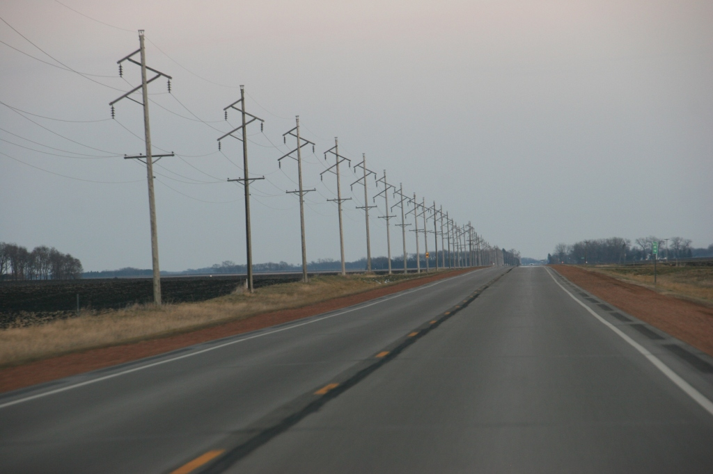 """Minnesota State Highway 67, one of the roadways leading """"home."""""""
