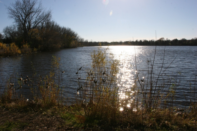 Lake Kohlmier in Owatonna.