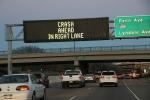 crash-ahead-sign-87-on-494