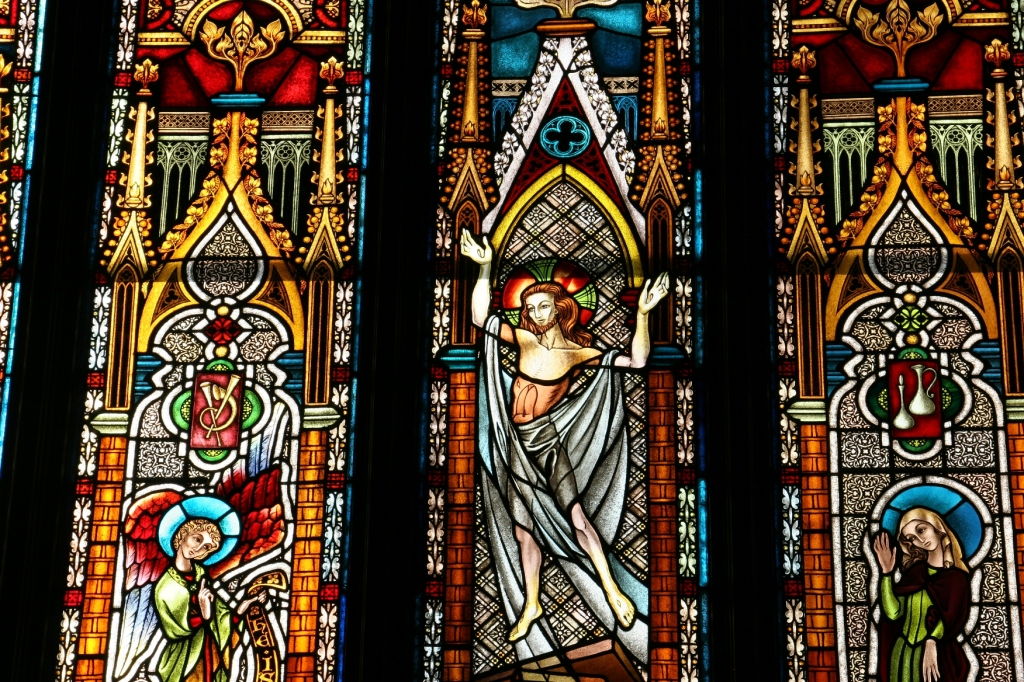 More stunning stained glass.