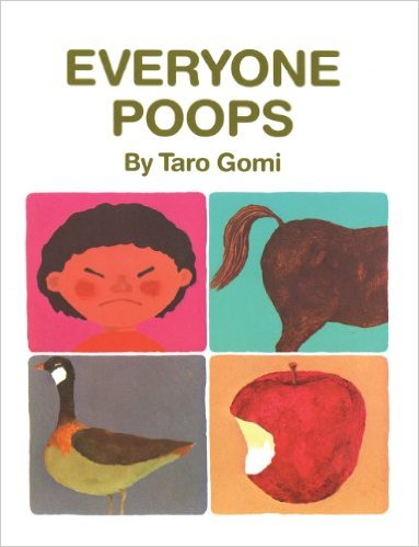Read a book to a child, just like Officer Goodman. Listen to him read Everyone Poops in a February 3.