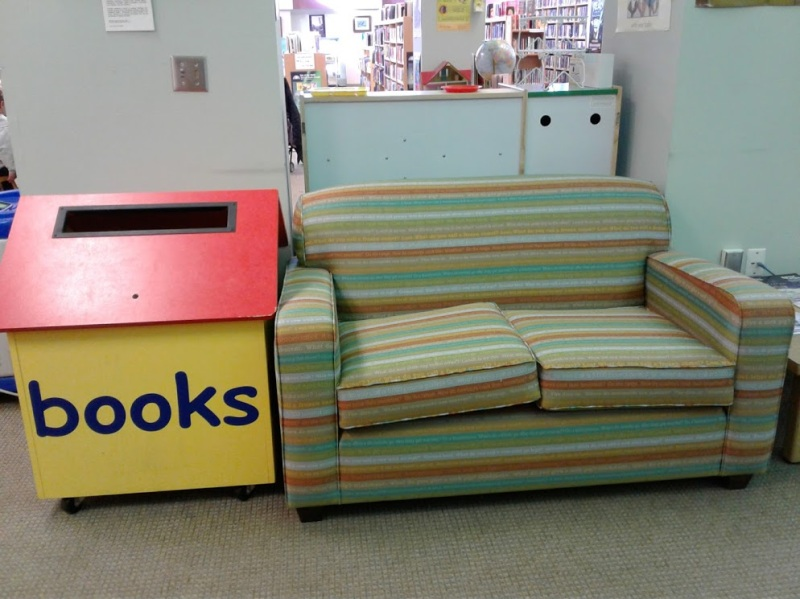 library-loveseat