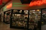 Antique shop, #188 shop windowsview