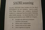 Weaving, #66 SAORIexplained