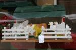 Windows in La Crosse, #101 barn & animals antiqueshop